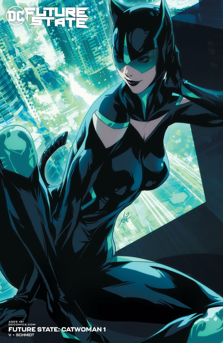 Future State: Catwoman (2021-2021) #1