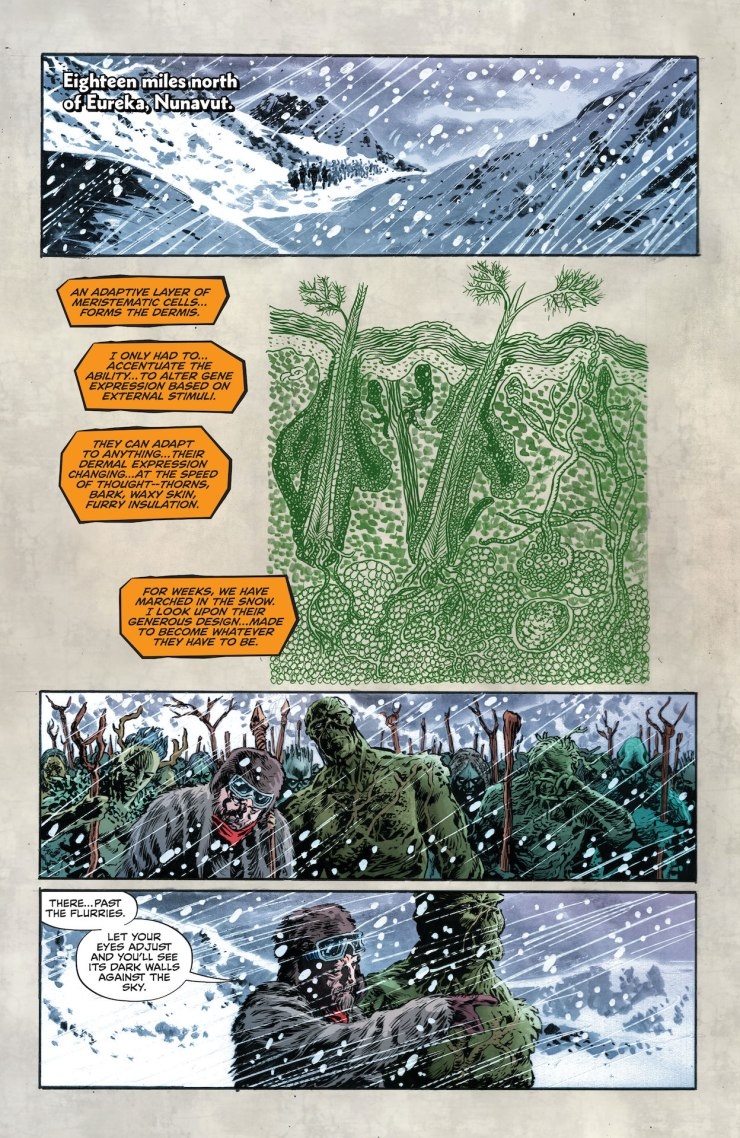 DC Preview: Future State: Swamp Thing #2