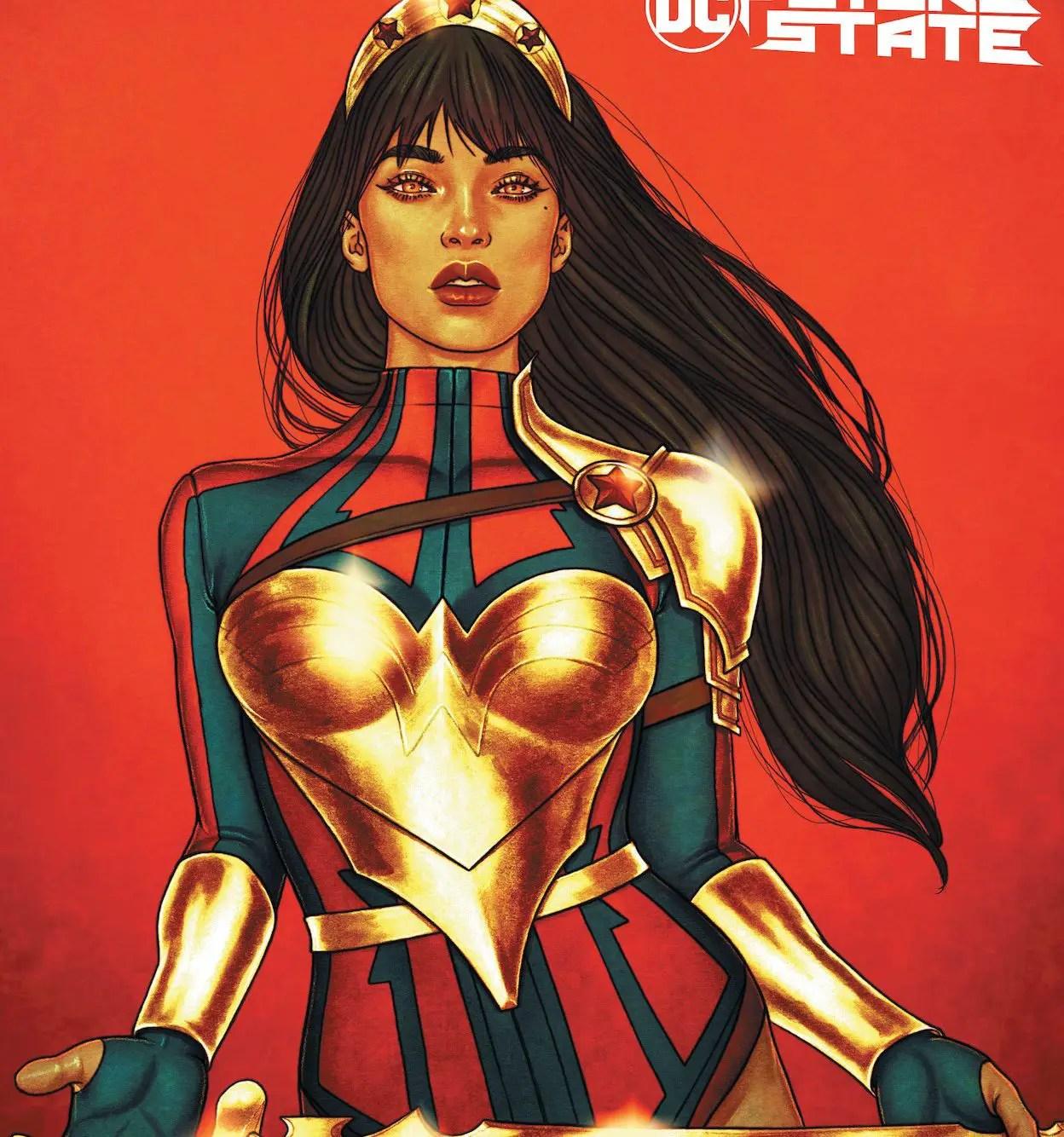 Future State: Wonder Woman #2