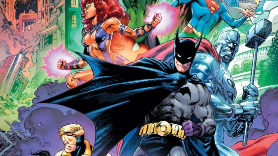 DC Preview: Generation Forged #1