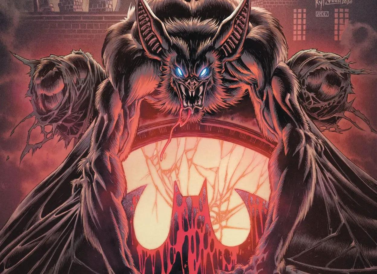 'Man-Bat' #1 review