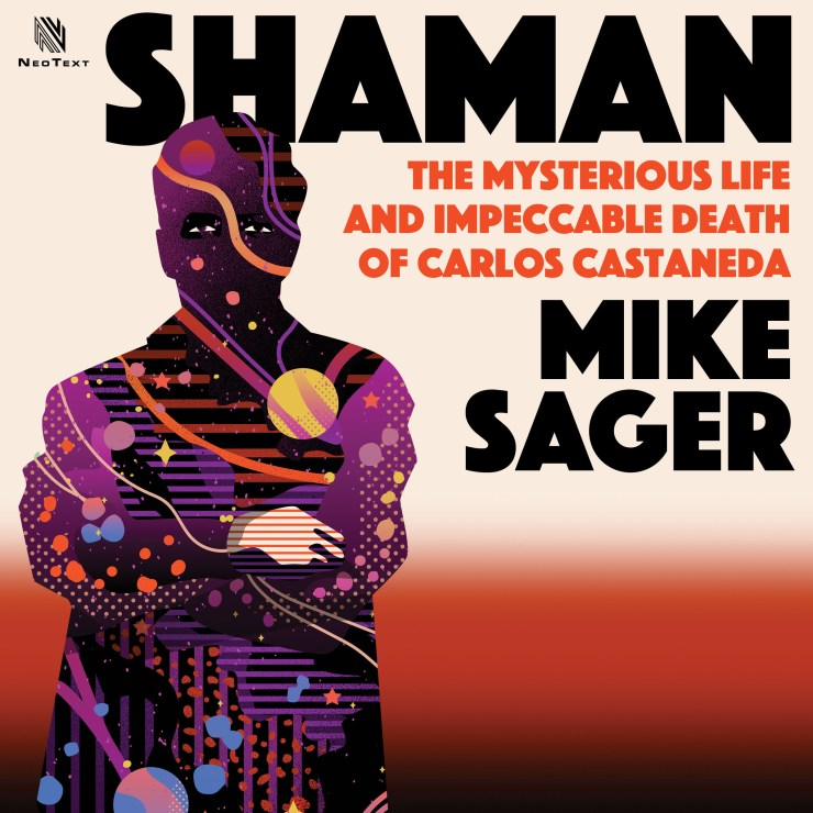 Mike Sager's Carlos Castaneda book 'Shaman' set for audiobook