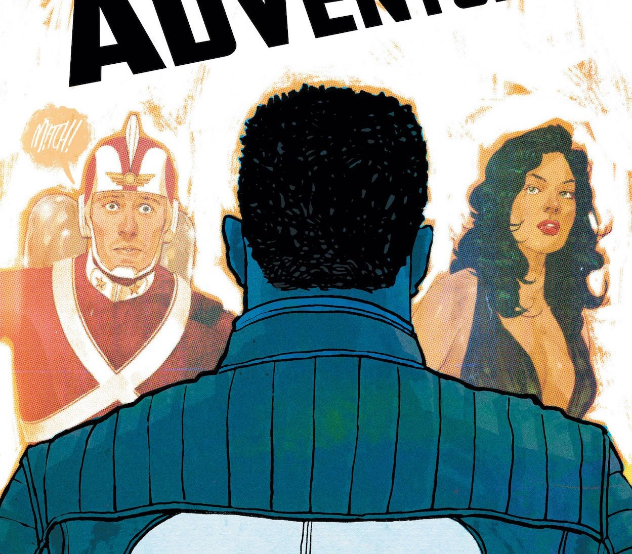 'Strange Adventures' #8 review