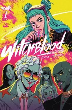Witchblood vault comics