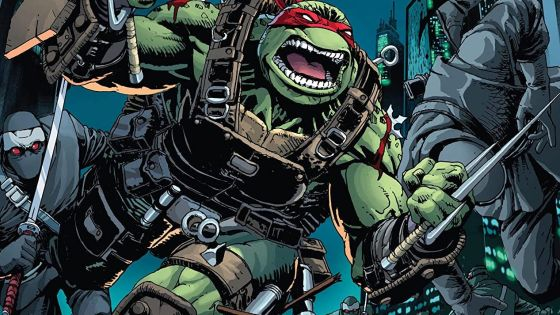 Teenage Mutant Ninja Turtles: The Last Ronin #2
