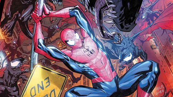 EXCLUSIVE Marvel Preview: King in Black: Spider-Man #1 (One-Shot)