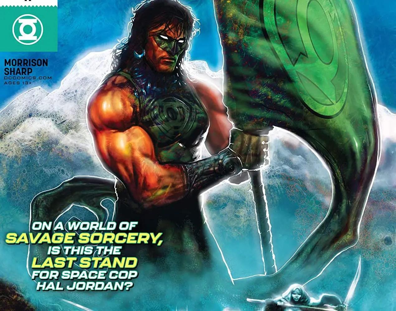 The Green Lantern Season Two #11