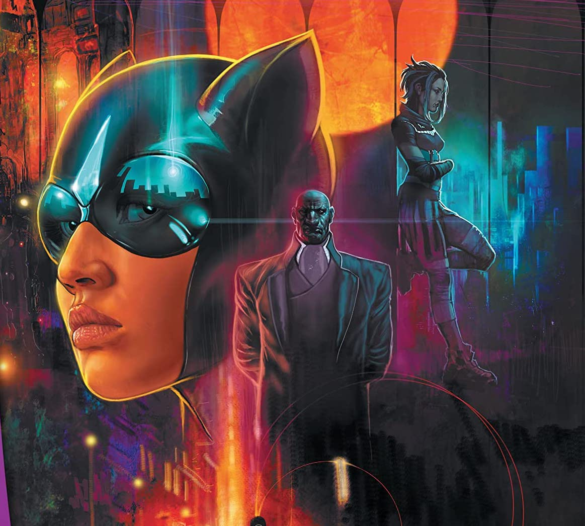 Future State: Catwoman #2
