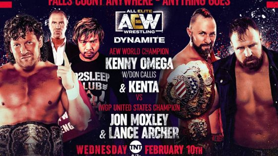 Everyone got some shine on this week's AEW Dynamite