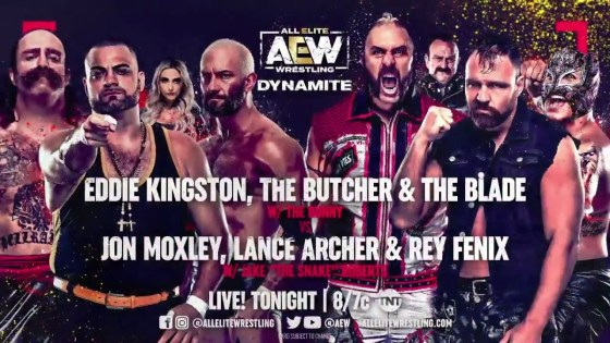 Omega sentenced Moxley to death(match) on AEW Dynamite