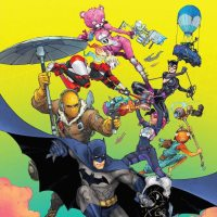 DC Comics and Epic Games publishing 'Batman/Fortnite: Zero Point' April 2021