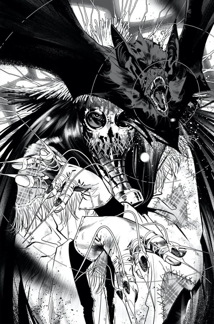 'Batman' #108 to introduce new villain Miracle Molly