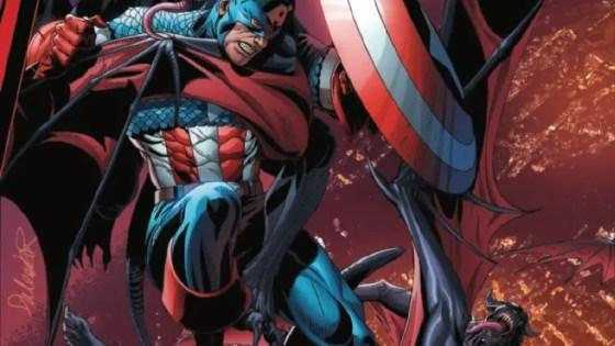 Marvel Preview: King in Black: Captain America #1