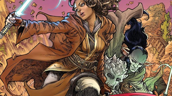 Star Wars: The High Republic Adventures #1