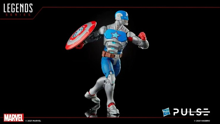 Hasbro Fan First Friday: Marvel Legends Cosmic and Villain wave figures revealed!