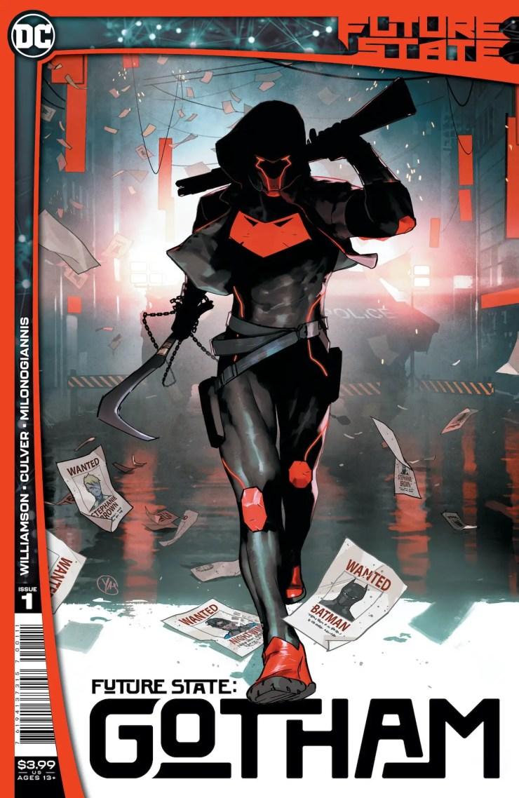 DC Comics launching Red Hood focused 'Future State: Gotham