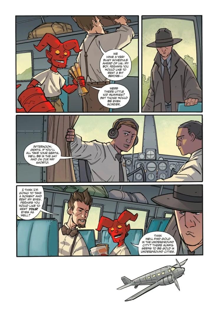 Young Hellboy #1