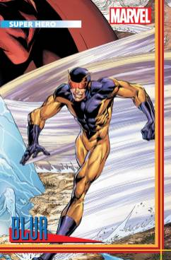 Marvel unveils Mark Bagley drawn trading card covers for May 2021