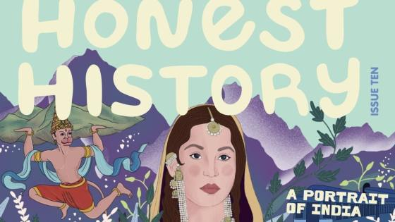'Honest History' gets kids to question, with art and activities