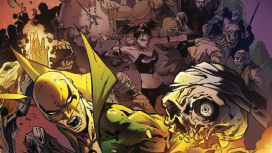 Marvel Preview: Iron Fist: Heart of the Dragon #2
