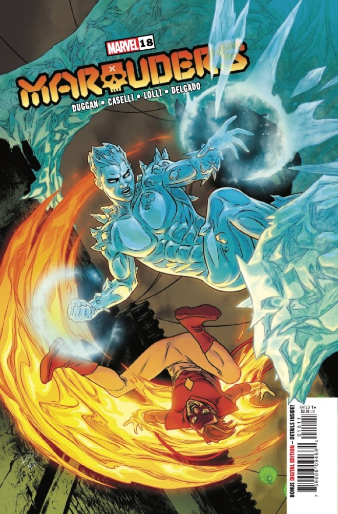 Marvel Preview: Marauders #18