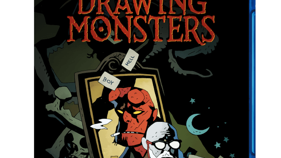 Movie magic: Directors Jim Demonakos on directing 'Mike Mignola: Drawing Monsters'