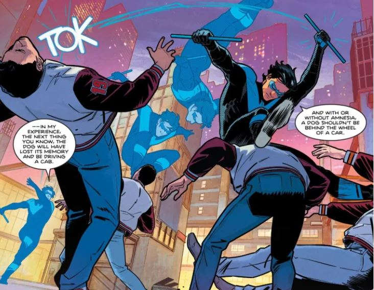 'Nightwing' #78 review