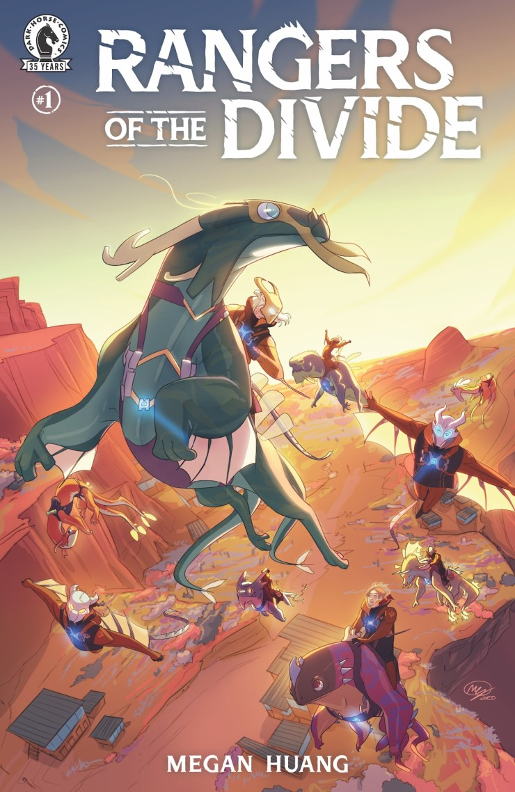 EXCLUSIVE First Look: Rangers of the Divide