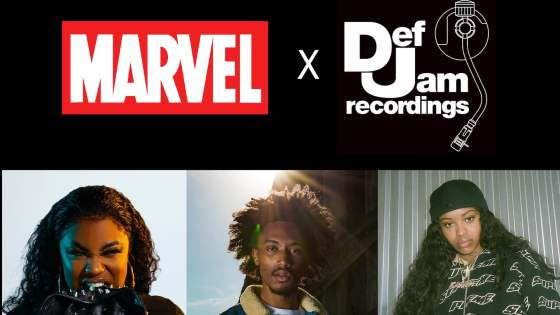 Def Jam Recordings and Marvel Comics team up for 'Black Panther' creator shorts