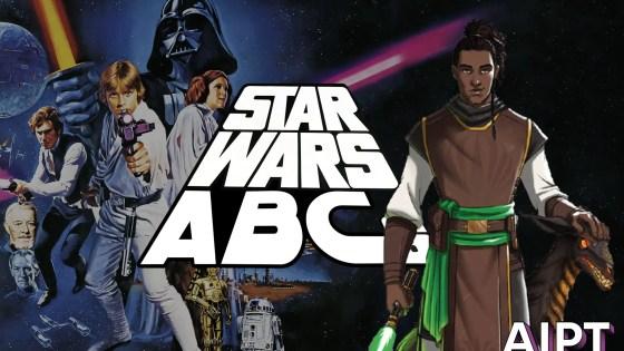 Star Wars ABCs: B is for Bell Zettifar