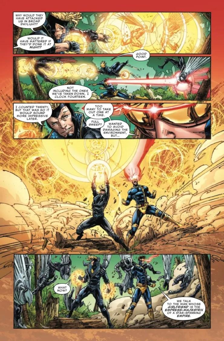 Marvel Preview: X-Men Legends #1