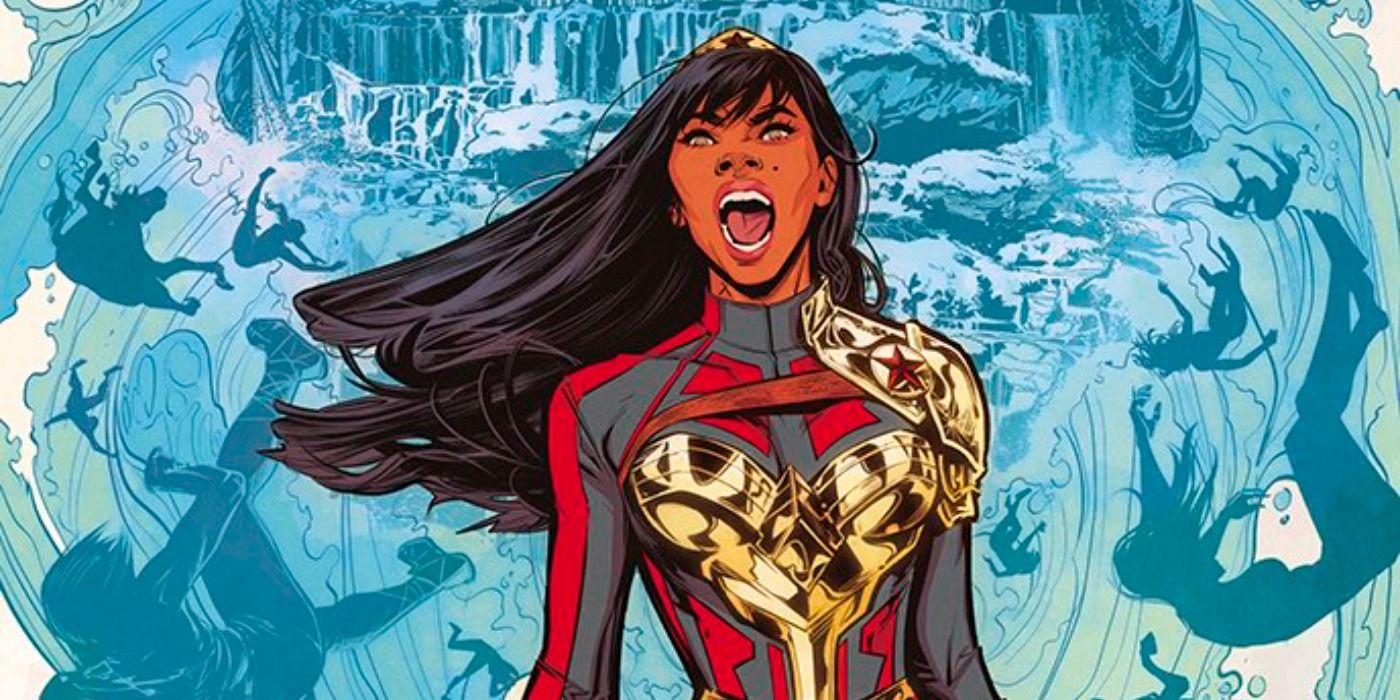 Wonder Girl by Joelle Jones