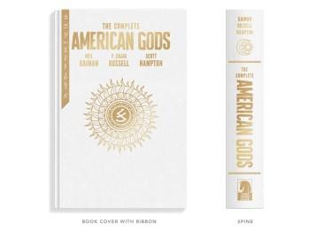 Dark Horse releasing complete Neil Gaiman and P. Craig Russell's 'American Gods'