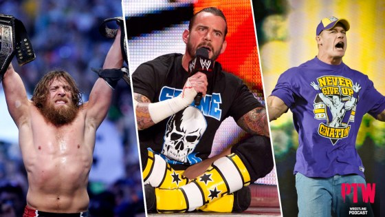 PTW Wrestling podcast episode 142: Best Male WWE Wrestlers of the 2010s