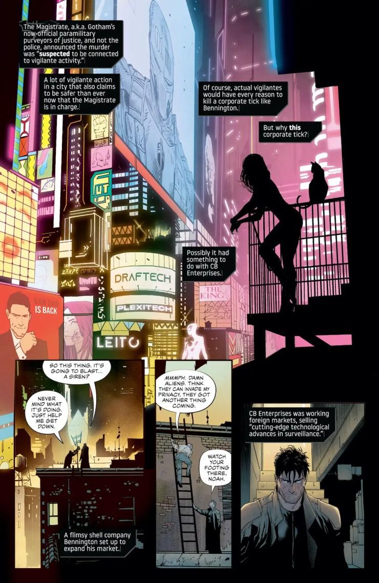 Future State: Dark Detective #3