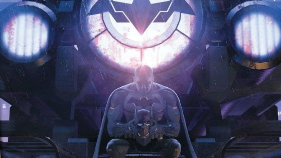 'Future State: The Next Batman' #4 review