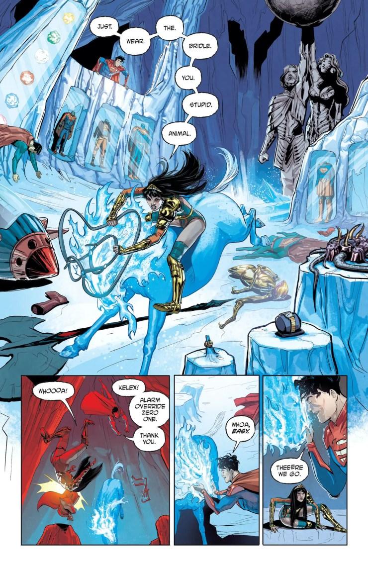 Future State (2021-) #2: Superman/Wonder Woman