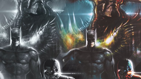 Snyder Cut cover art graces Bendis/Marquez 'Justice League'