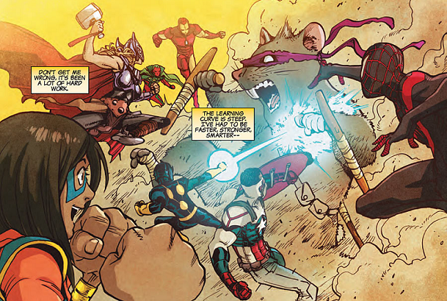 'Ms. Marvel: Army of One' review