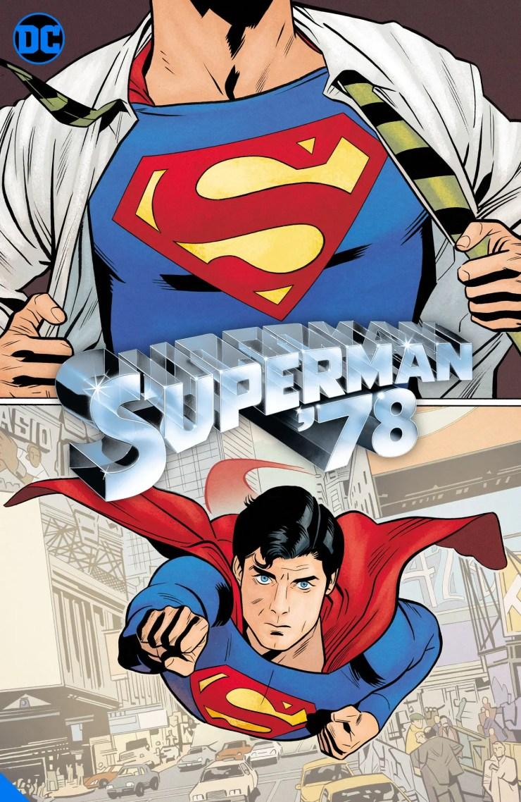 DC Comics celebrating Superman '78 and Batman '89 with new series