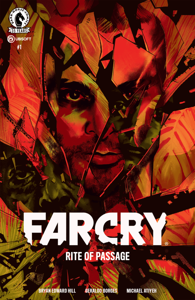 Dark Horse Comics launching 'Far Cry: Rite of Passage' May 19th