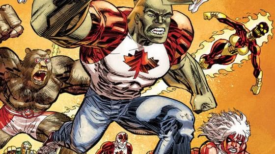 Image Comics reworking 'Savage Dragon' #259 into 'North Force' #0