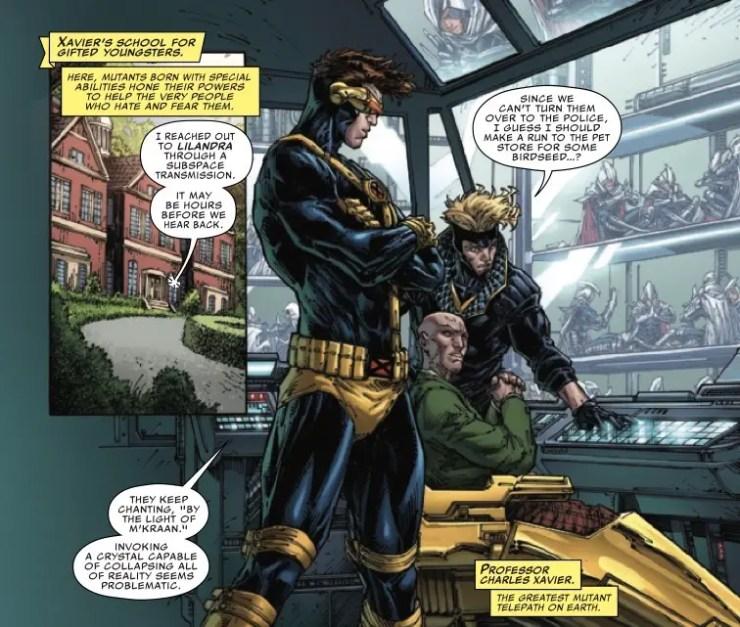 X-Men Monday #96 - Fabian Nicieza Answers Your X-Men Legends Questions