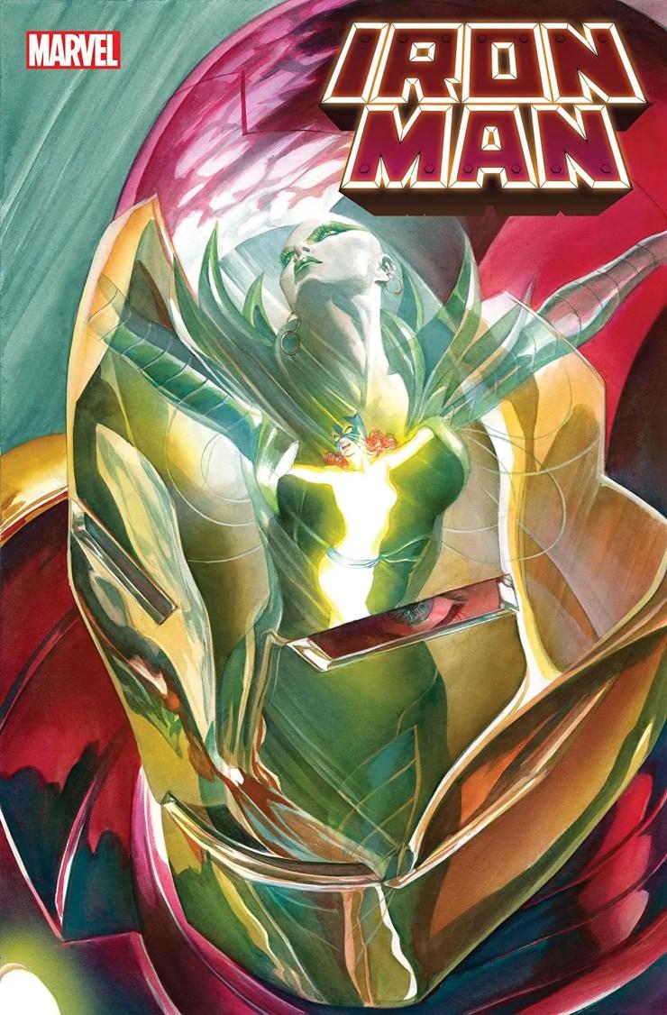 Marvel First Look: Iron Man #8