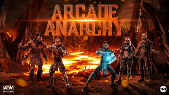 AEW Dynamite: 'Arcade Anarchy' was the 'Avengers: Endgame' of pro wrestling