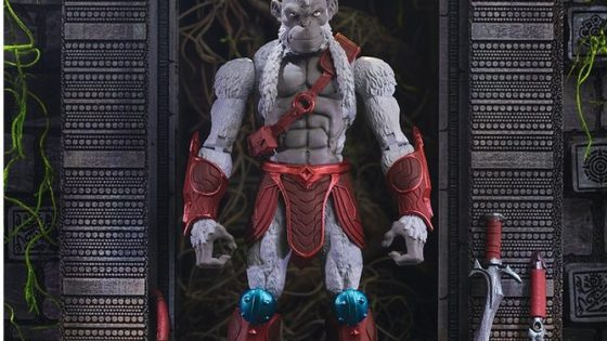 "Animal Warriors of the Kingdom launch 6"" Scale Primal Series on Kickstarter"