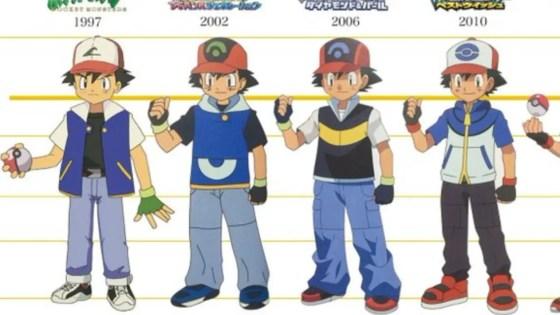 Ash needs to retire after Pokémon Journeys