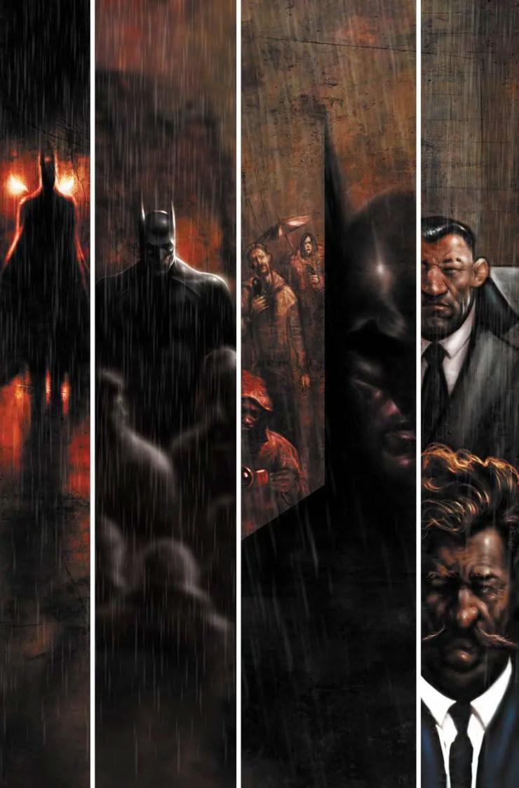 DC Comics launching Garth Ennis and Liam Sharp DC Black Label series 'Batman: Reptilian'
