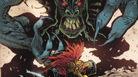 Marvel Preview: Beta Ray Bill #1