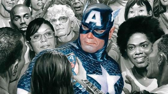 'Captain America' #30 marks Ta-Nehisi Coates' final issue